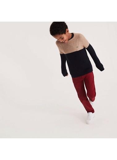 Lacoste Pantolon Kırmızı